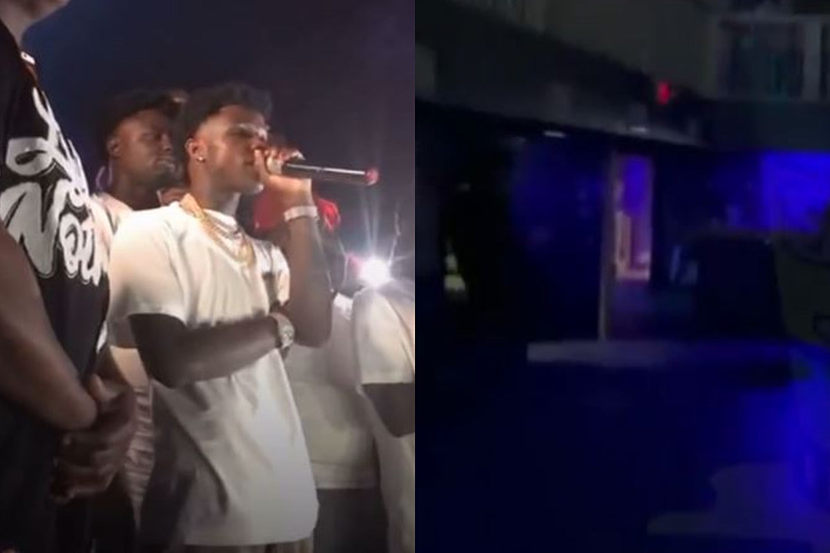 Video Shows Quando Rondo Show With Noticeably Small Crowd - Watch