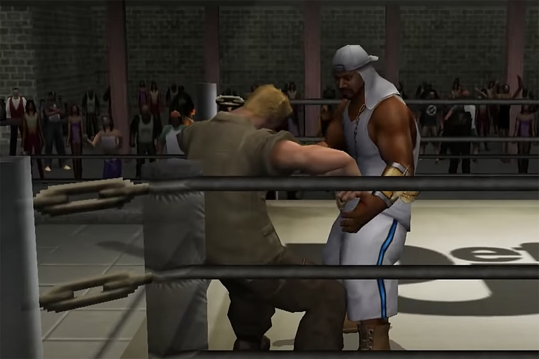 Is the Def Jam Fighting Video Game Coming Back?