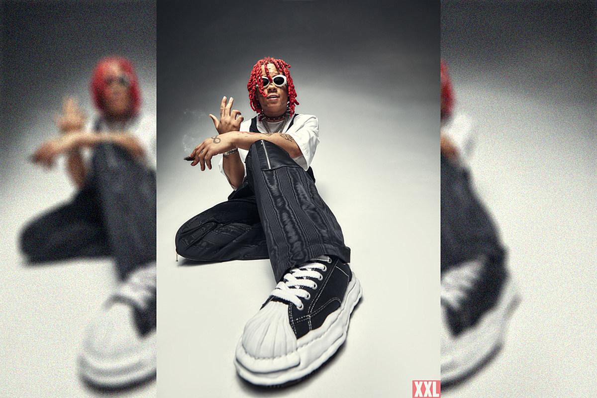 Trippie Redd Names His Top Five Rappers