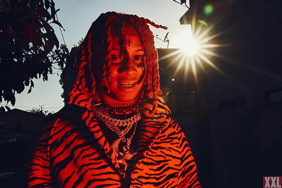 Trippie Redd Credits Lil Uzi & Playboi Carti as Pioneers in Rap - XXL