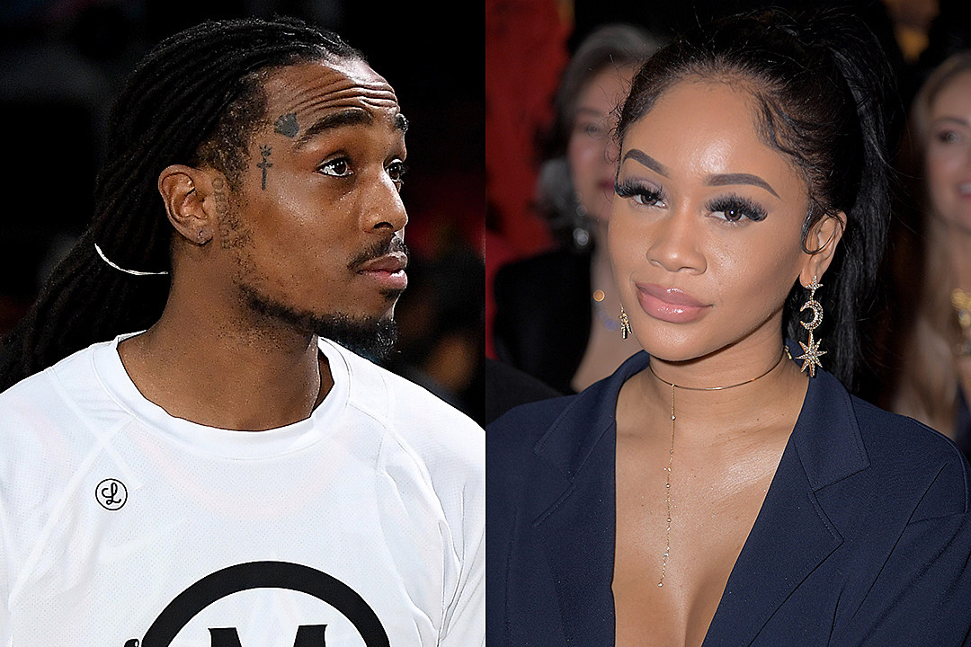 Quavo Confirms He Actually Had Saweetie's Bentley Repossessed