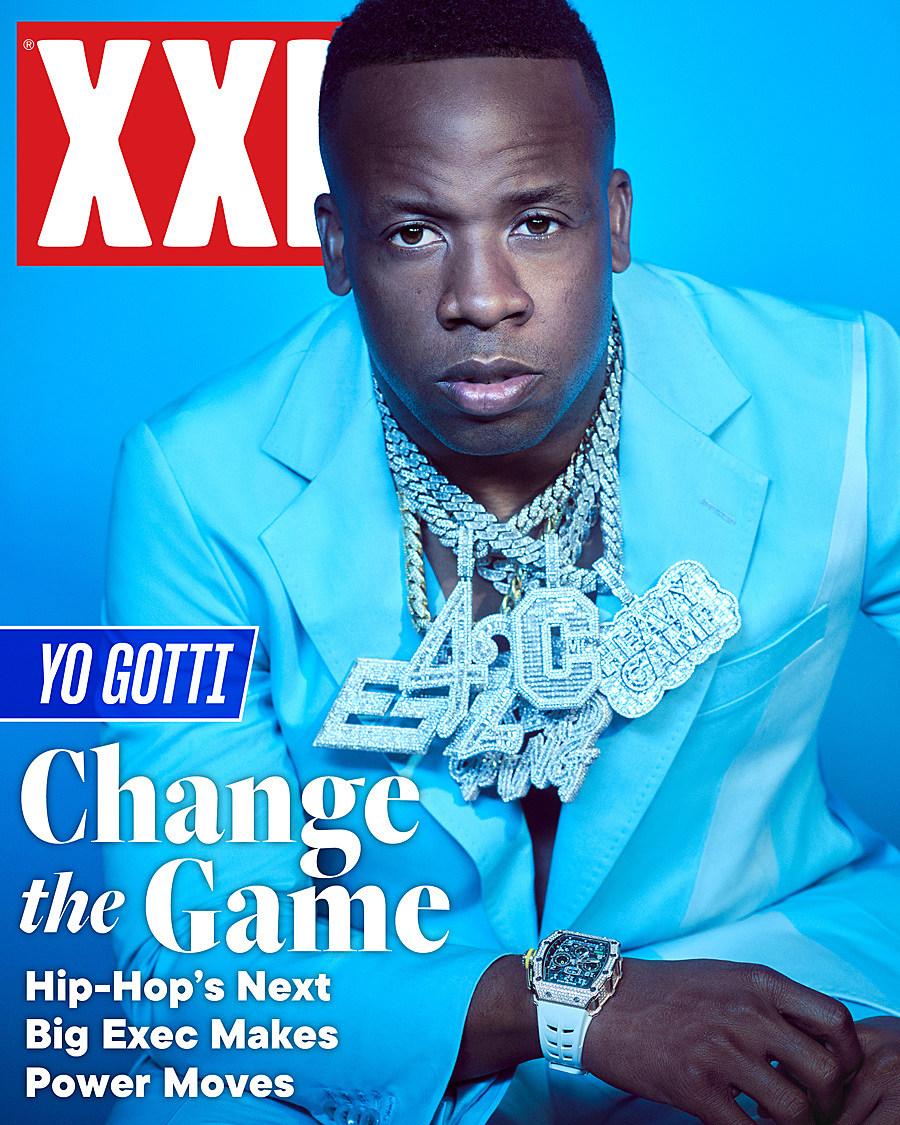 Yo Gotti - XXL Digital Cover