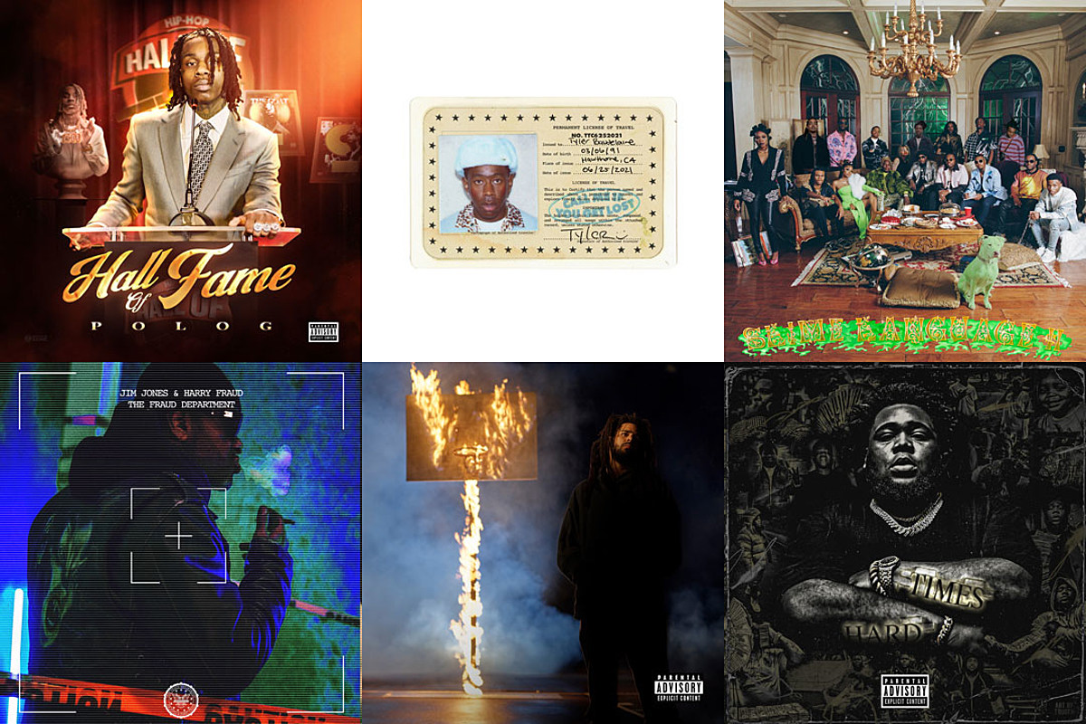 Best Hip-Hop Projects of 2021 So Far