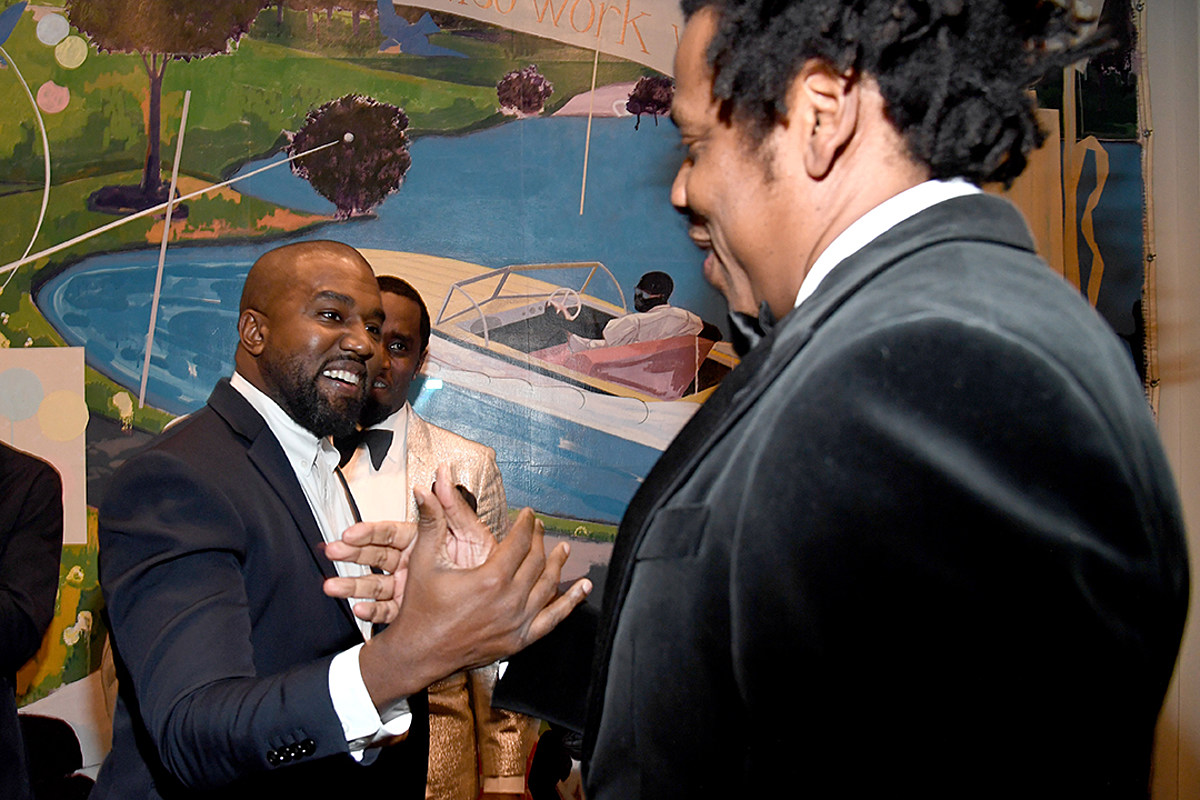 Is Jay-Z Teasing Watch the Throne II on Kanye West's New Song?