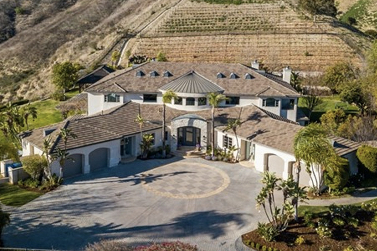 Kid Cudi Buys $7.7 Million Mansion