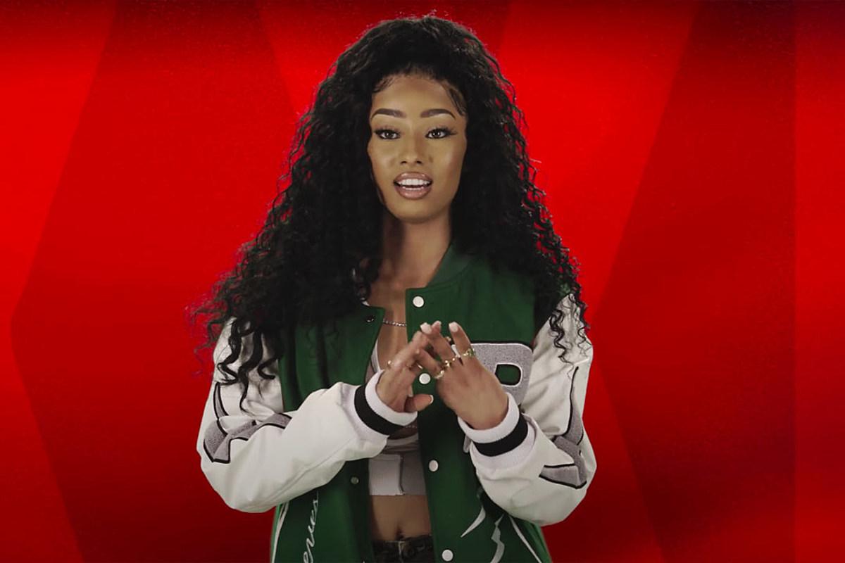 Rubi Rose Names Her Top Five Favorite Rappers