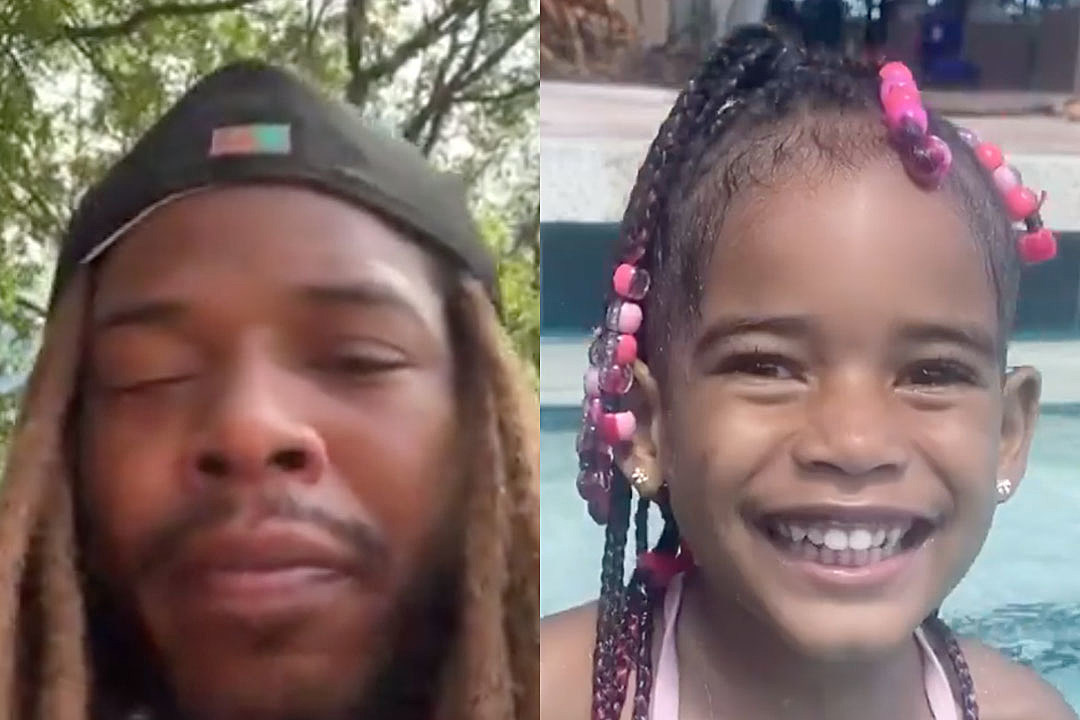 Fetty Wap Posts Emotional Video After Death of Daughter