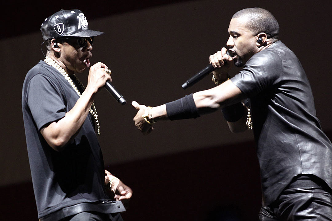 Kanye West and Jay-Z's Most Essential Collaborations