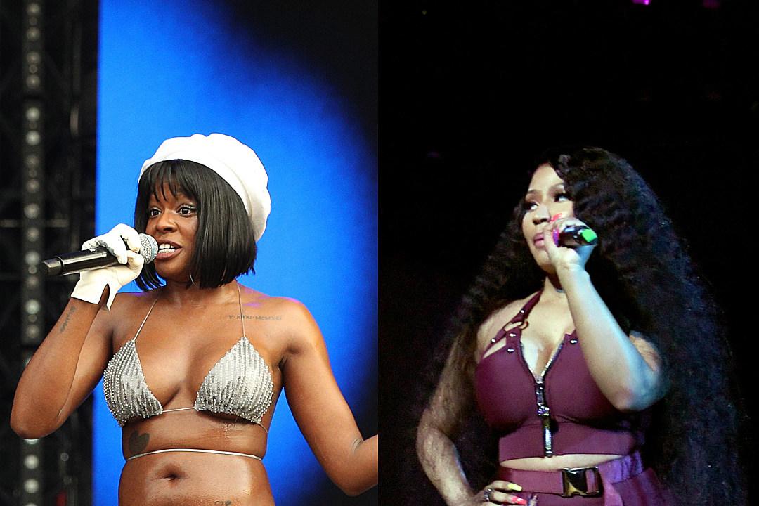 Azealia Banks Wants to Know Why Nicki Minaj Questions Vaccine