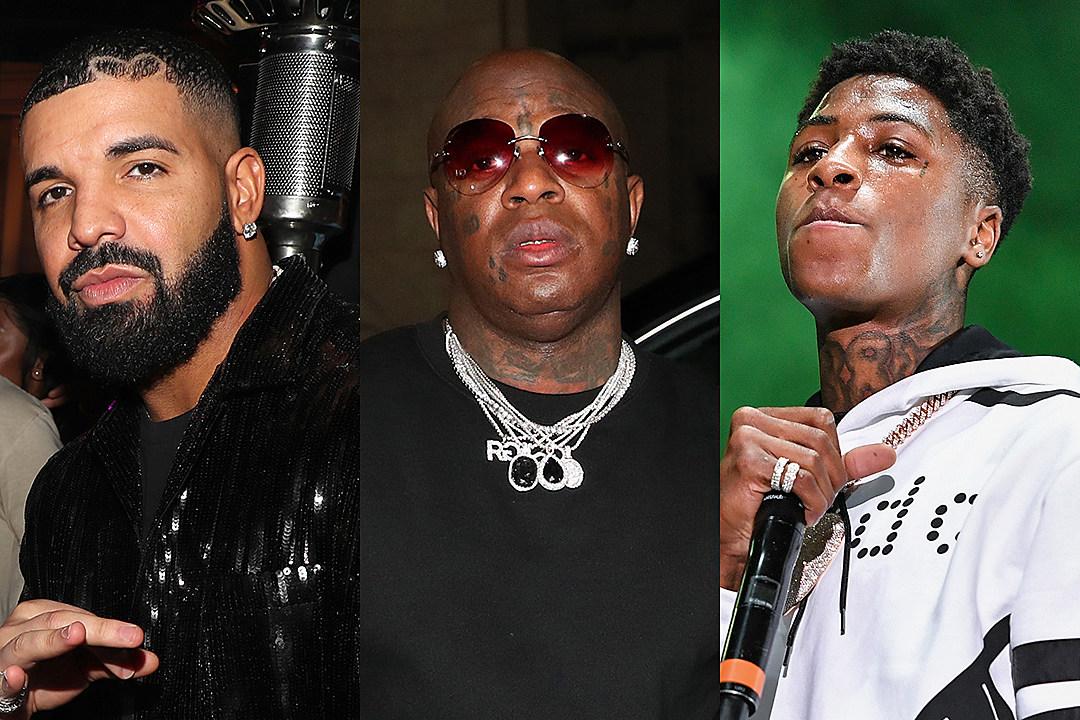 Birdman: Drake Richest Rapper, NBA YoungBoy Biggest Rapper