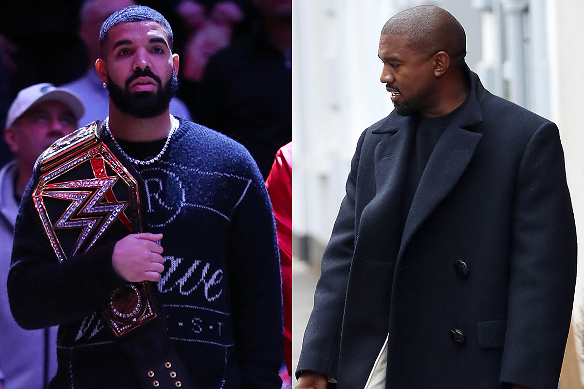 Drake Goes in on Kanye West on '7am on Bridle Path' Song