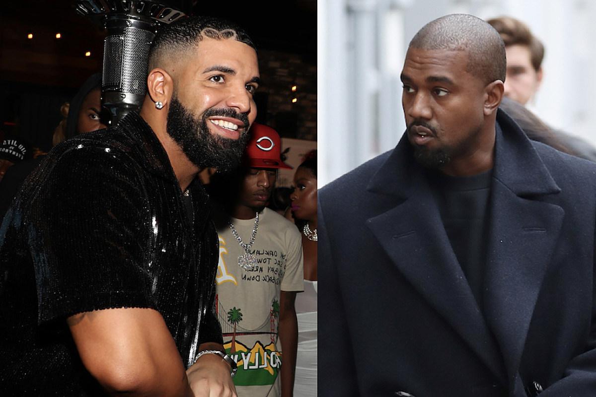 Drake's Certified Lover Boy LP Out-Charts Kanye's Donda Album