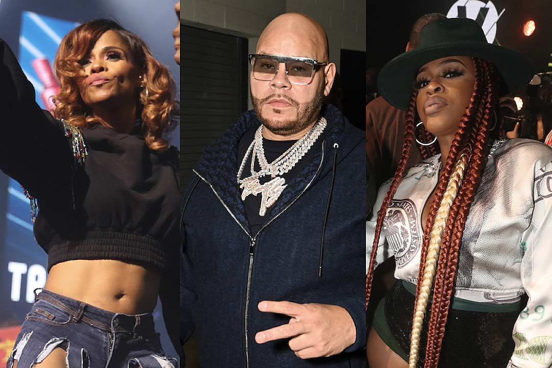 Fat Joe Apologizes for His Rude Comments About Vita and Lil' Mo