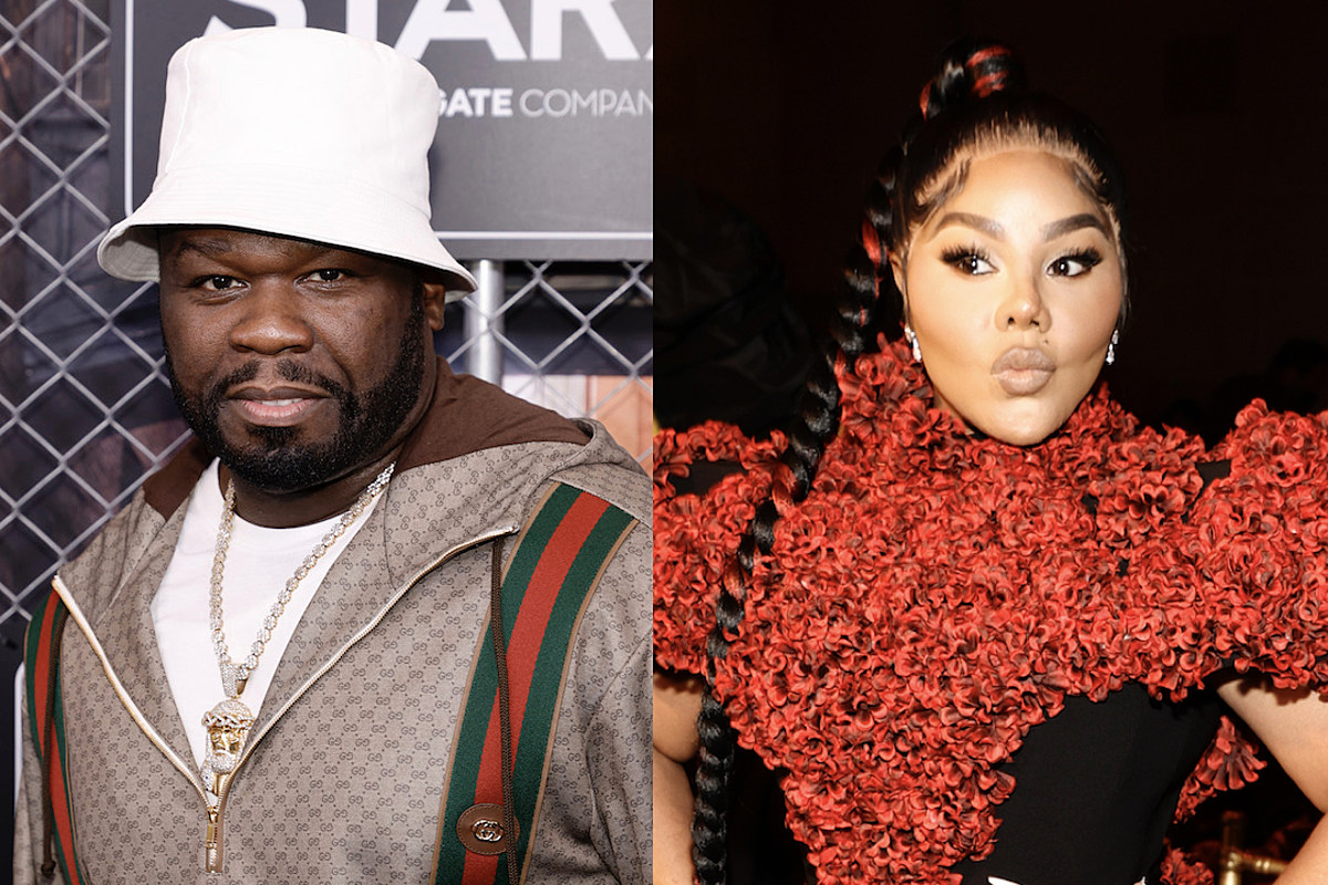 50 Cent Compares Lil' Kim to a Leprechaun, She Claps Back at Him