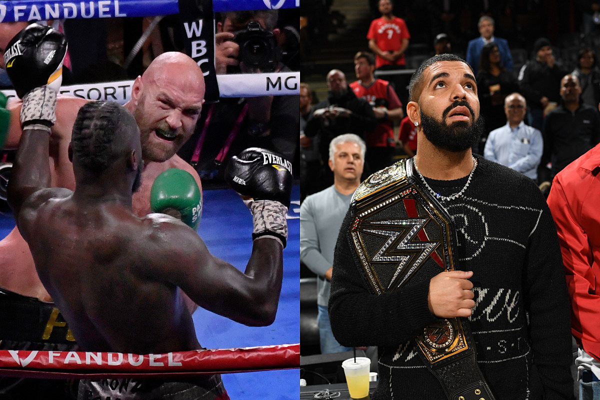 """Tyson Fury Says """"No Such Thing"""" as Drake Curse After Boxing Win"""