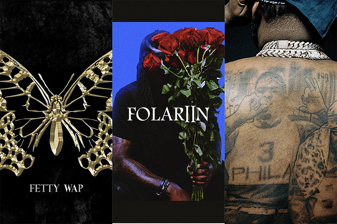 Wale, Fetty Wap, Maxo Kream and More - New Projects This Week