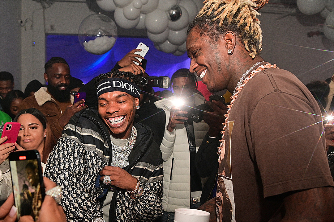 Lil Baby Forgot to Send Young Thug His Verse for Thug's Album