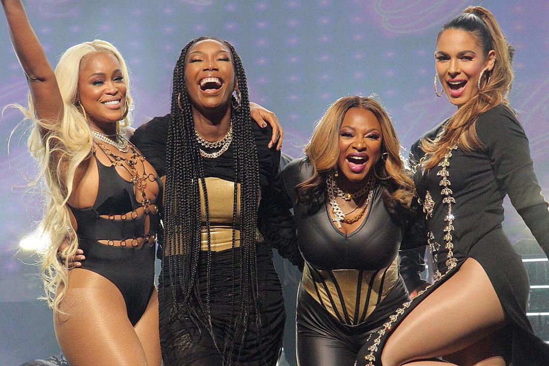 Eve, Brandy and More Celebrate Hip-Hop Sisterhood in Queens