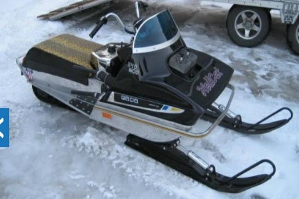 Weekend Fun: Join Annie at the Vintage Snowmobile Show