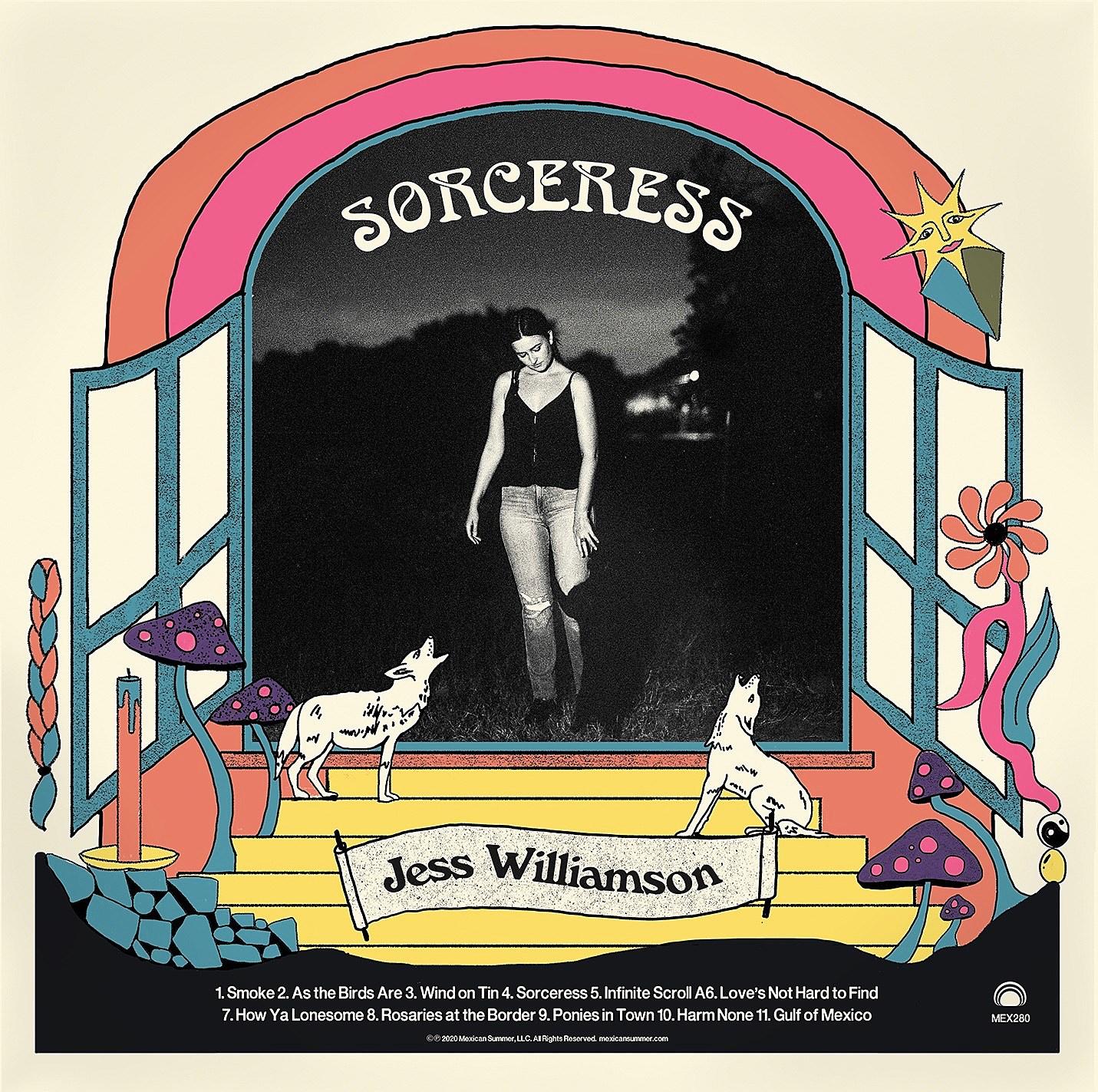 Jess Williamson – Wind on Tin