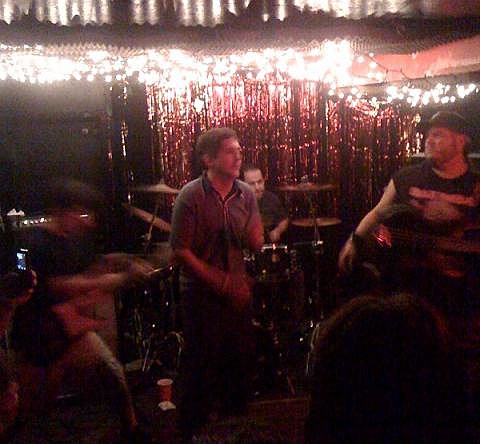 1.6 Band playing more shows, giving away new music