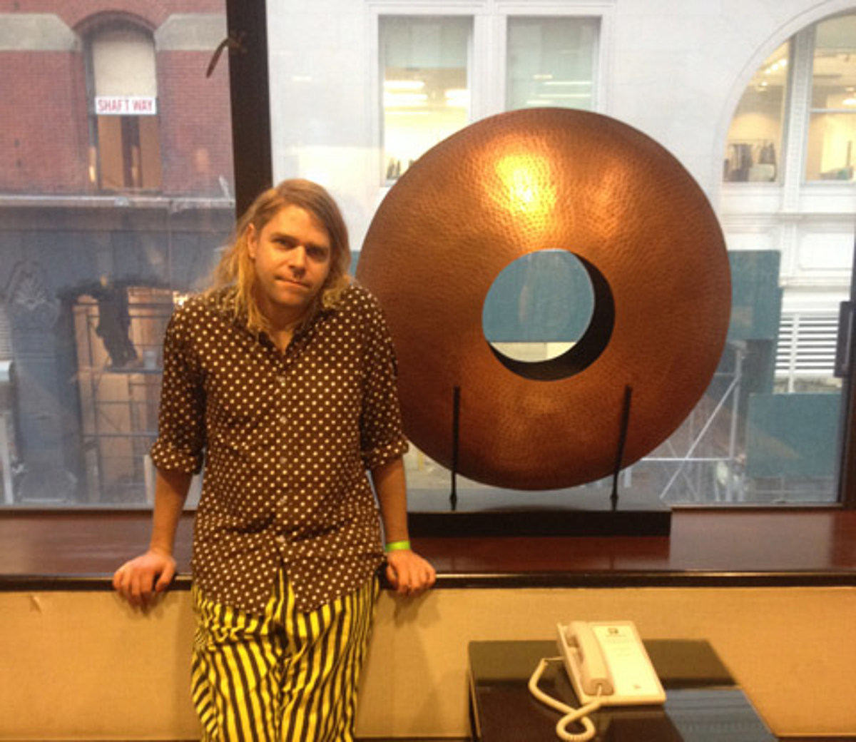 an interview with Ariel Pink (who isn't ...
