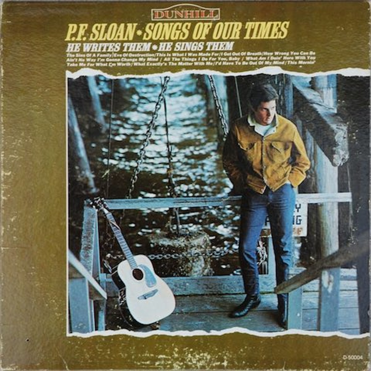 """Eve of Destruction"""" songwriter P.F. Sloan, RIP"""