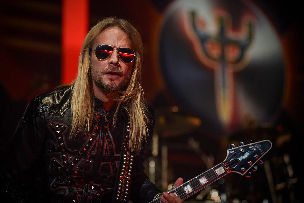 """Judas Priest's Richie Faulker """"stable & resting"""" after """"major emergency heart surgery"""""""
