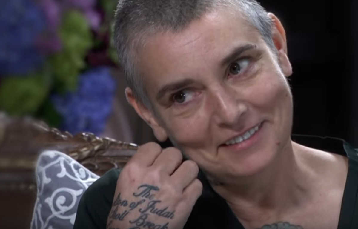 Sinead O Connor Now Magda Davitt Announces U S Shows