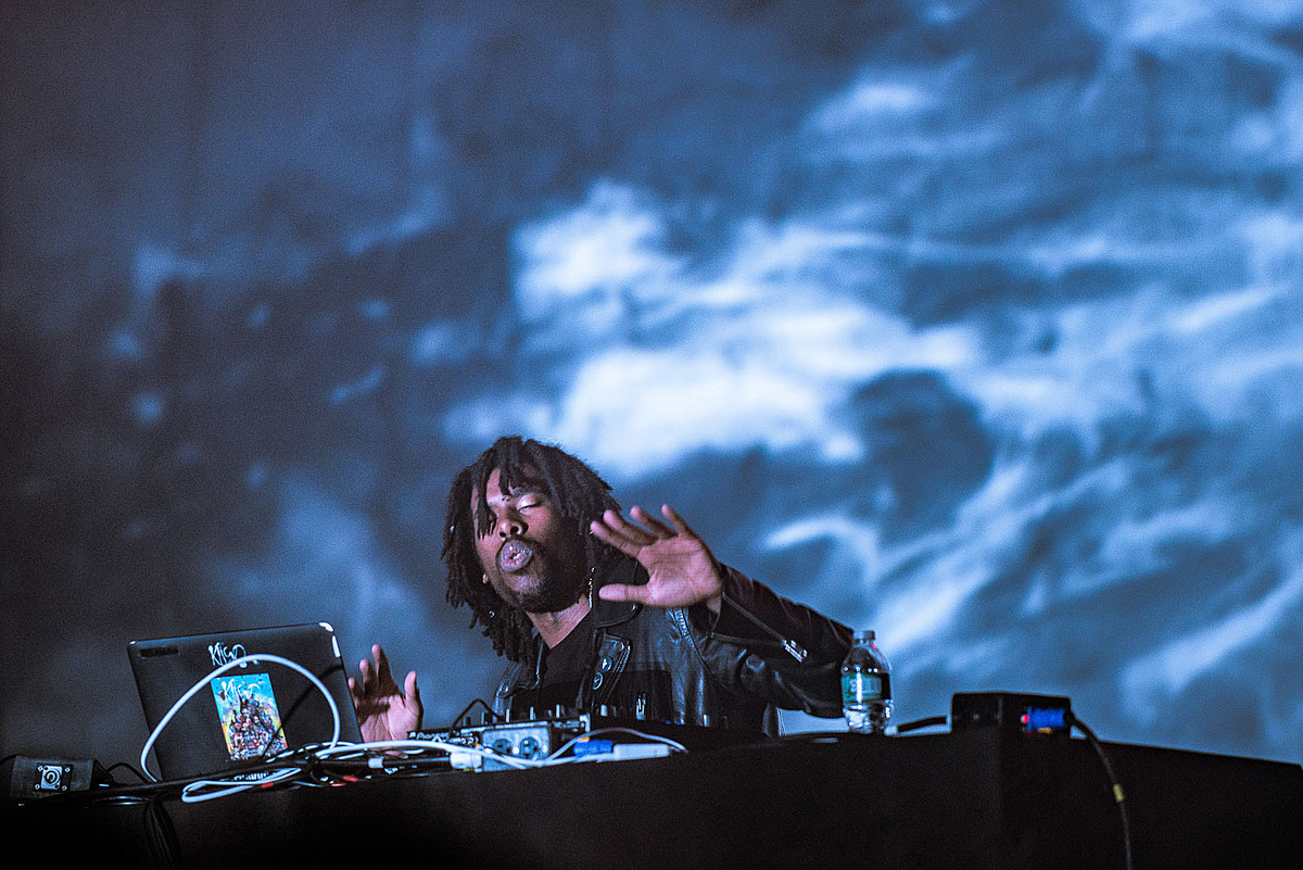 This Week's Livestreams (Flying Lotus, Dinosaur Jr., Patti Smith, Danny Brown, more)