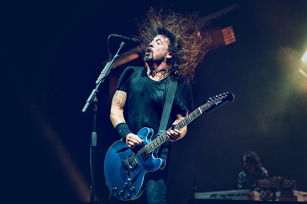 Dave Grohl There Is Nothing Like The Energy And Atmosphere Of