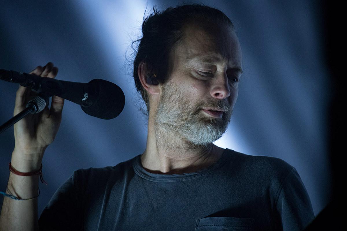 Thom Yorke's new Radio Hour is live on Sonos ++ Radiohead streaming 'A Moon Shaped Pool' show