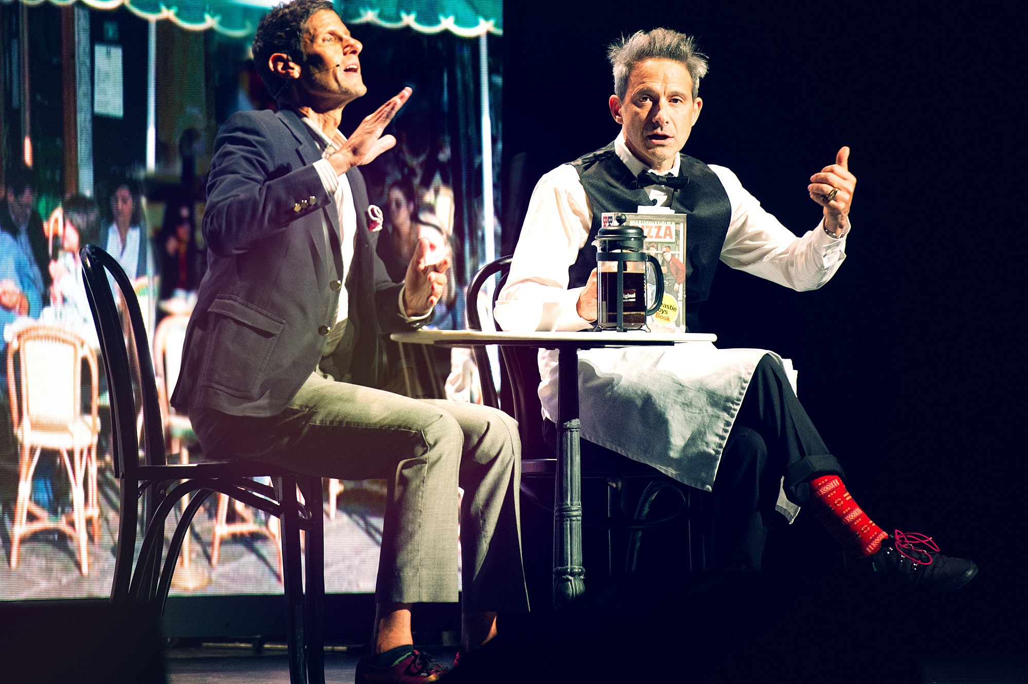 Beastie Boys Book Tour hit Brooklyn at Kings Theatre (pics)