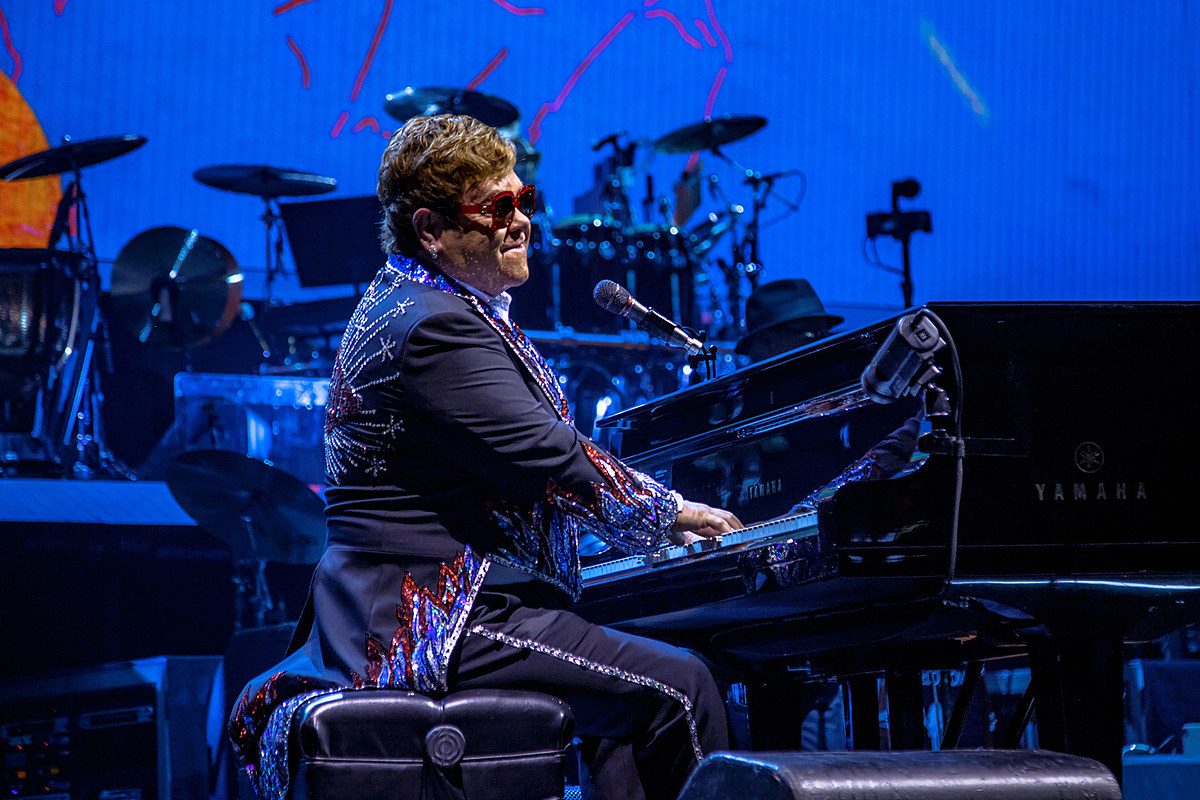 Elton John announces massive box set, shares previously unreleased song from 1969
