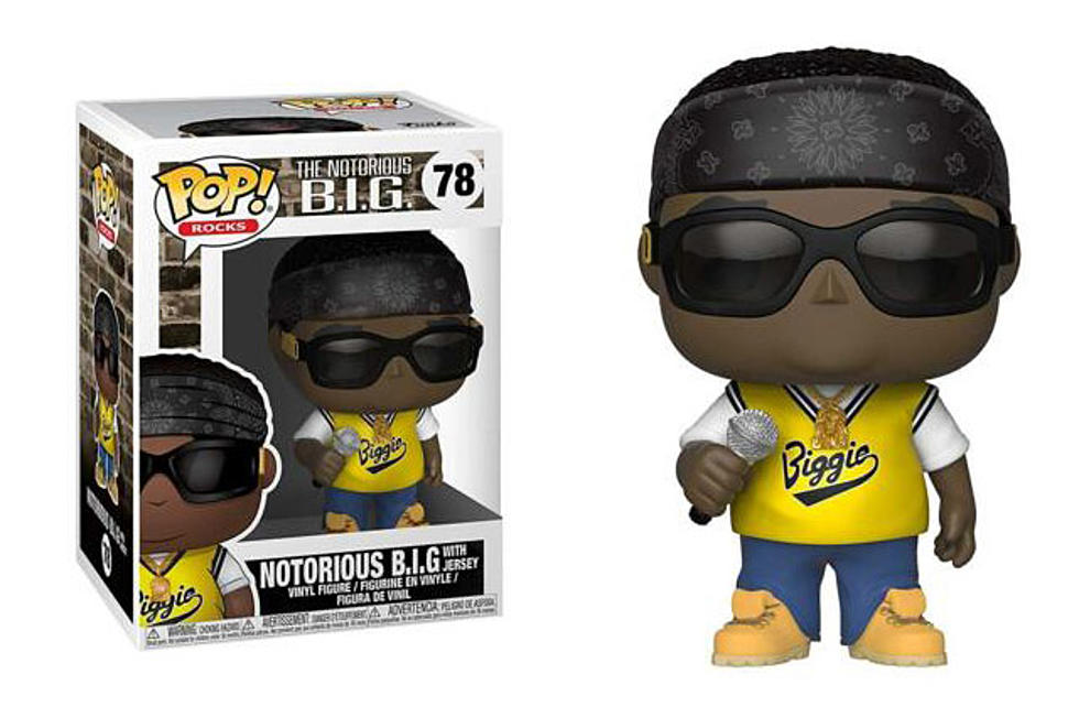Win A Notorious B I G Funko Pop Cartoon beautiful princess icons set. win a notorious b i g funko pop