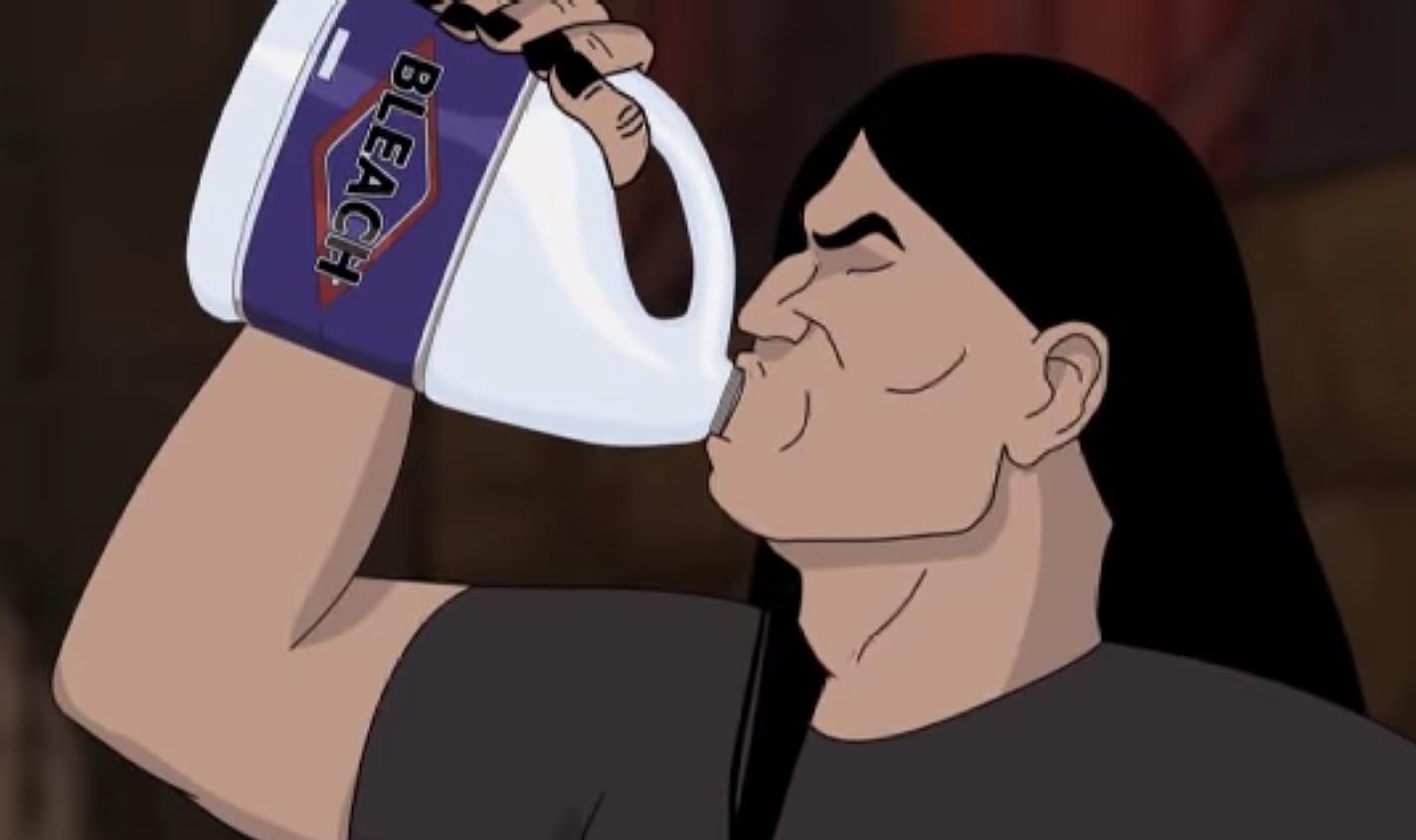 Will drinking bleach kill you