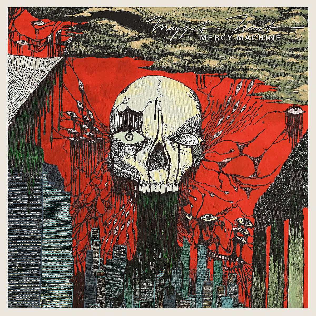 Stream Maggot Heart's new album 'Mercy Machine'