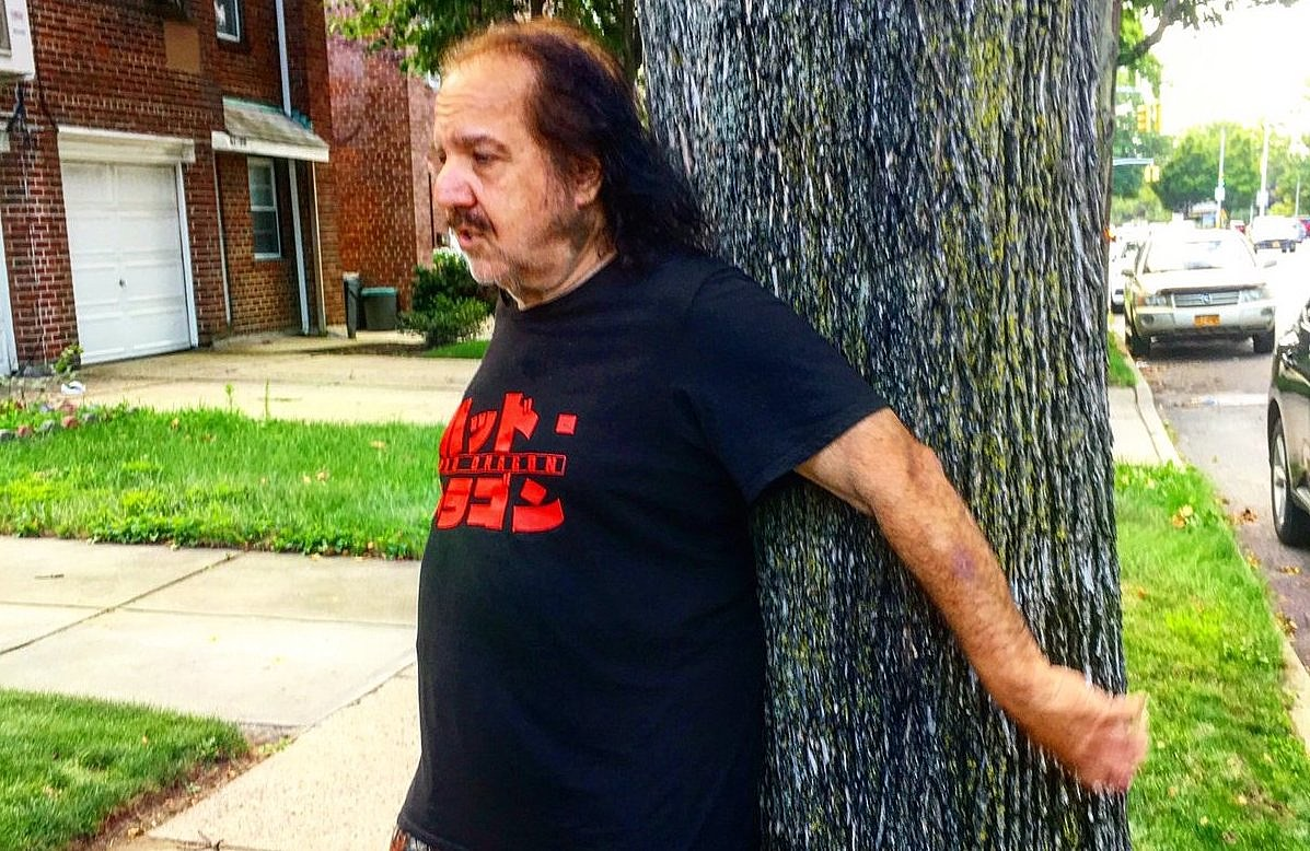 XXX Ron Jeremy Porn Star Ron-jeremy-tree-in-queens