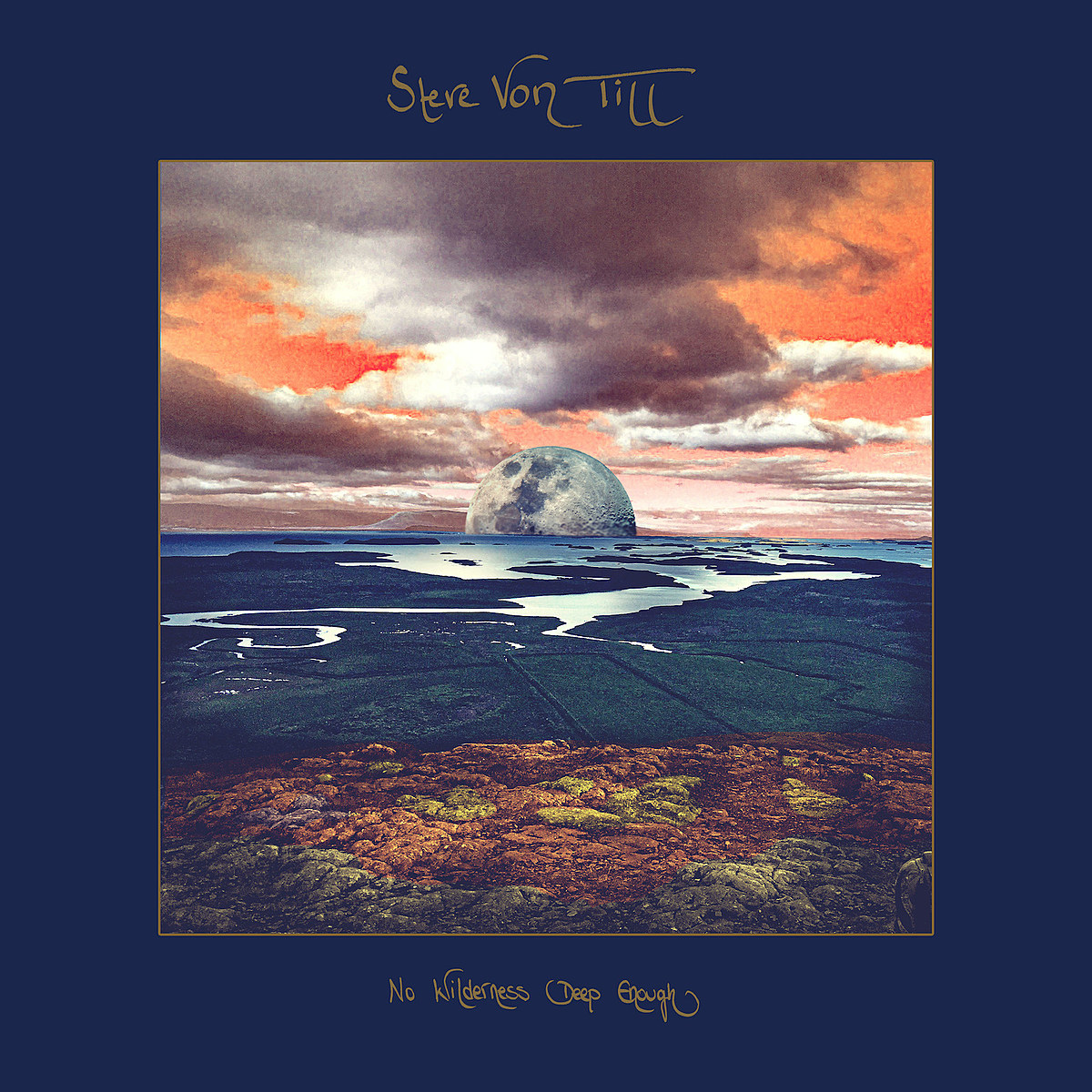 Neurosis' Steve Von Till announces new solo album & book, shares ...