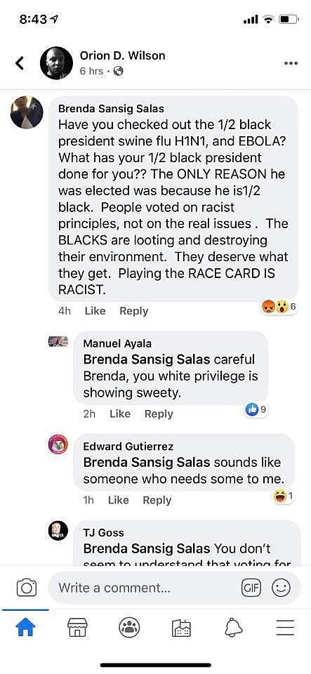 Brenda Sansig Salas comments