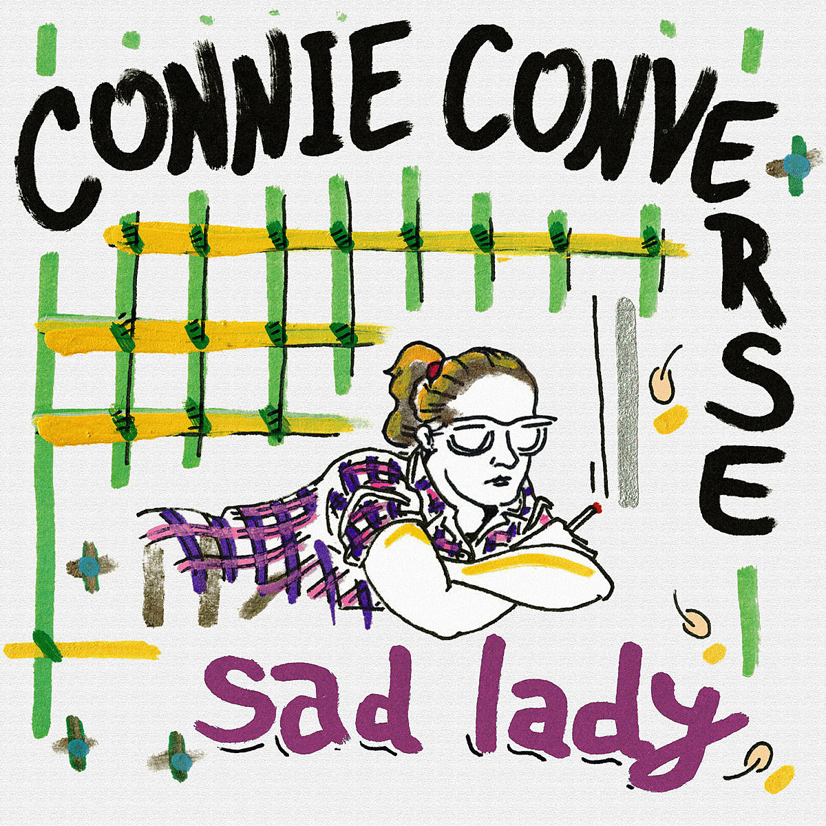 """""""new"""" Connie Converse EP released of previously unreleased 1950s recordings (listen)"""