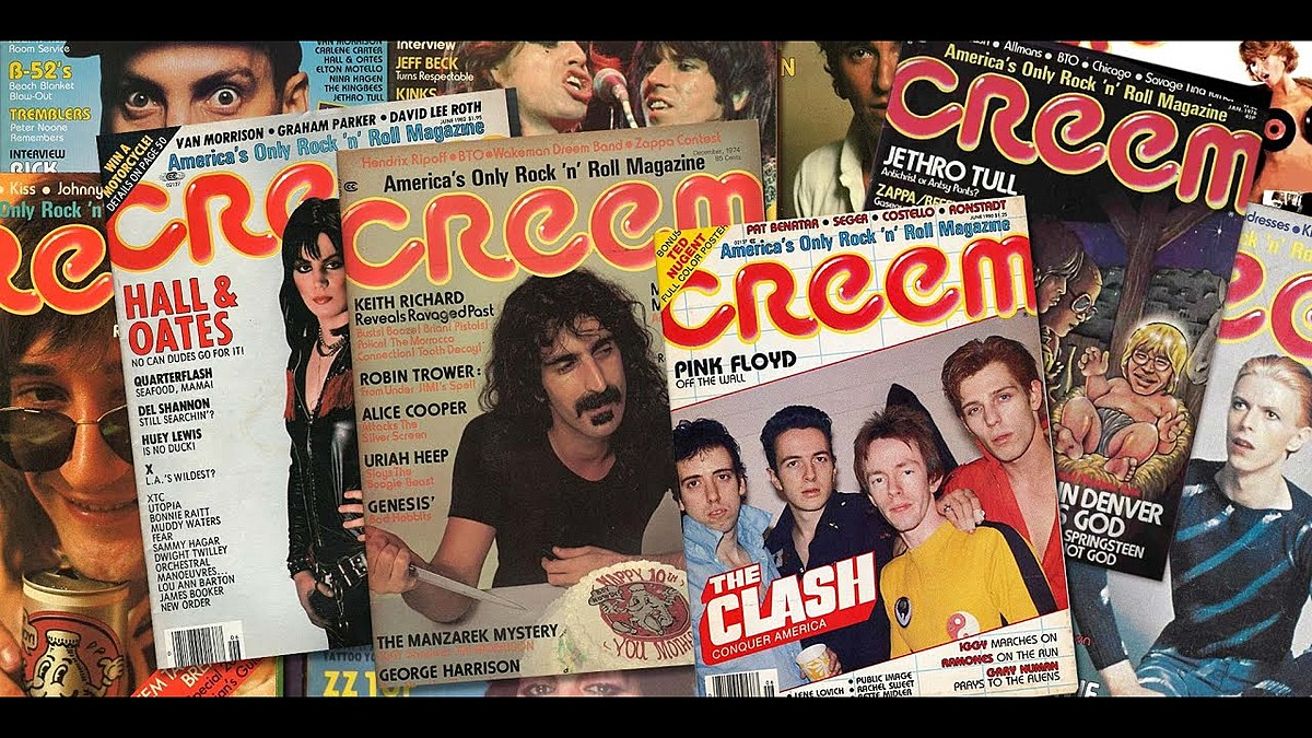 'CREEM' Magazine documentary out in August (watch the trailer)