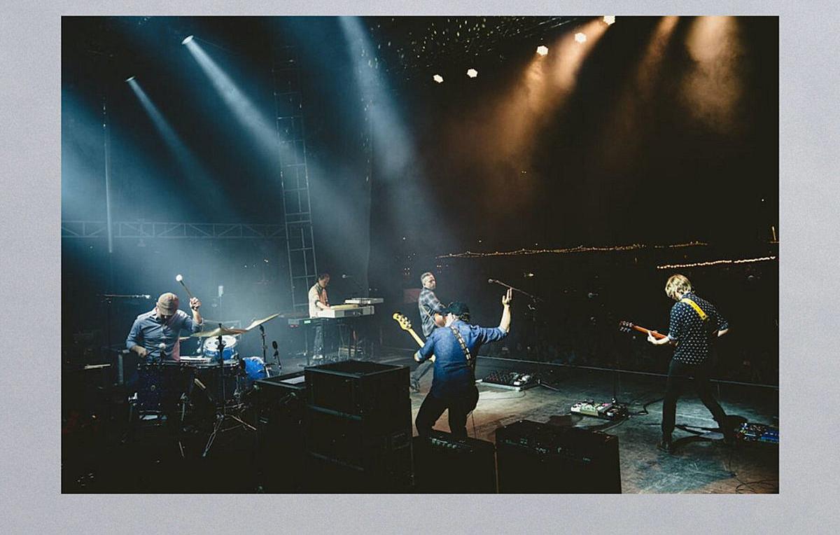 Jason Isbell & the 400 Unit release live album of last pre-lockdown show, Innings Festival