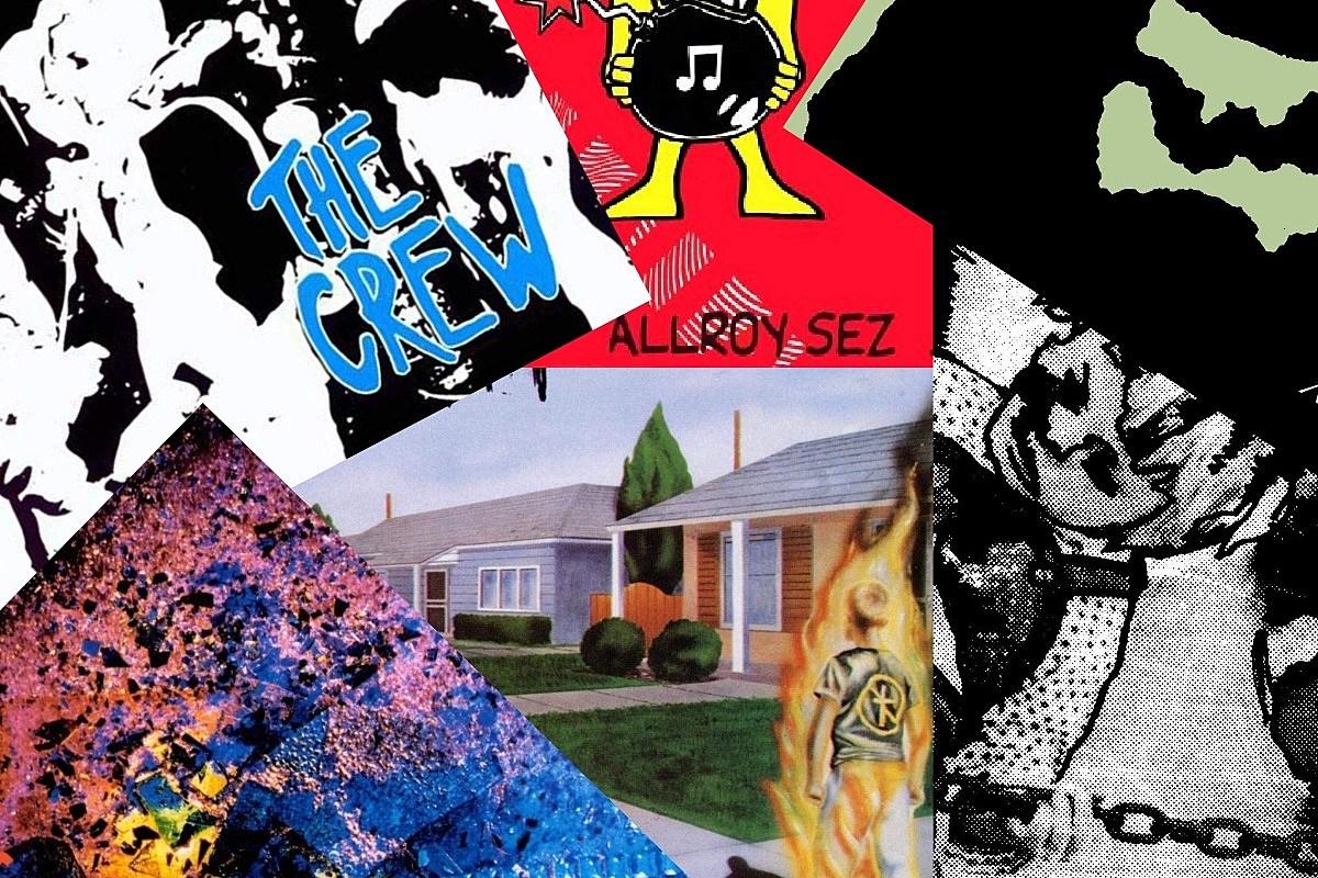 15 '80s punk albums that shaped the '90s/'00s pop punk boom