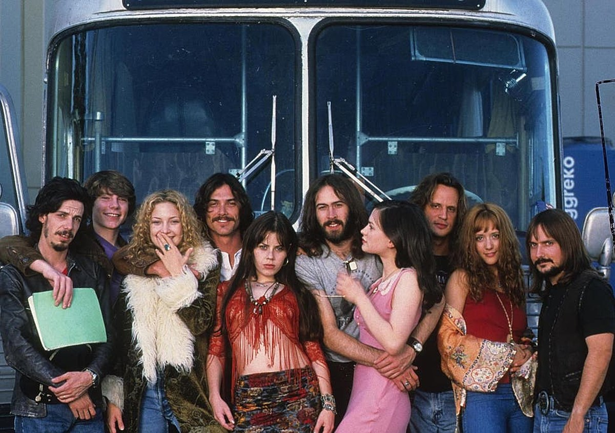 Cameron Crowe's 'Almost Famous' turns 20 with new reunion video & behind-the-scenes podcast