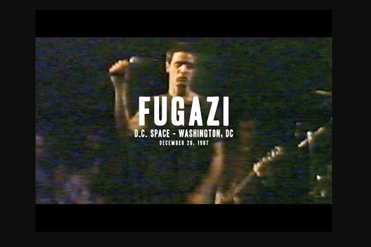 tons of '80s DC hardcore live videos unearthed: Fugazi, Dag Nasty, Govt Issue, Descendents, more