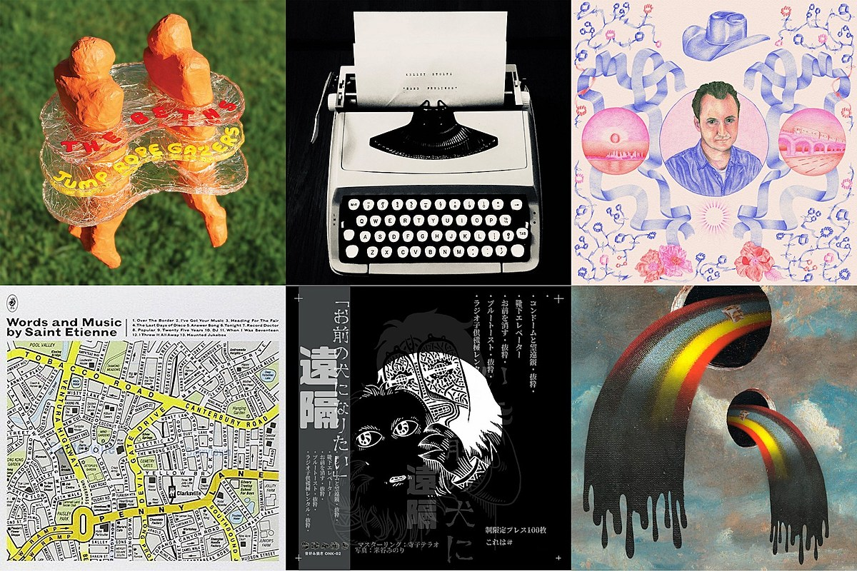 Indie Basement (7/10): The Beths, Kelley Stoltz, Dougie Poole, Saint Etienne, Pale Saints' Ian Masters, more