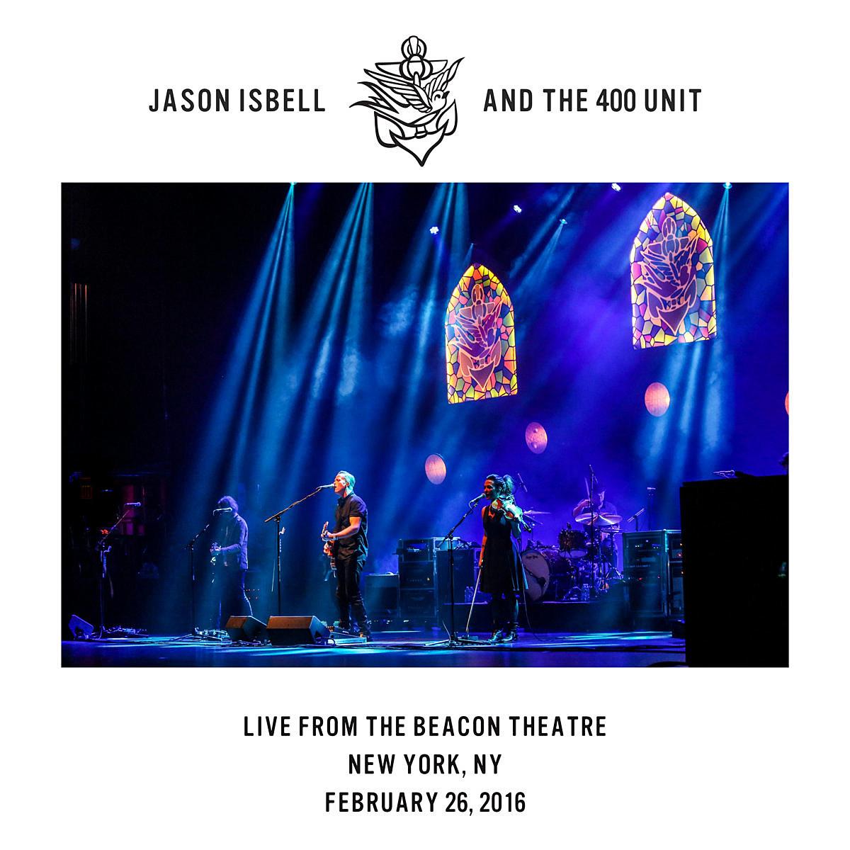 Jason Isbell releases live album of 2016 Beacon Theatre show