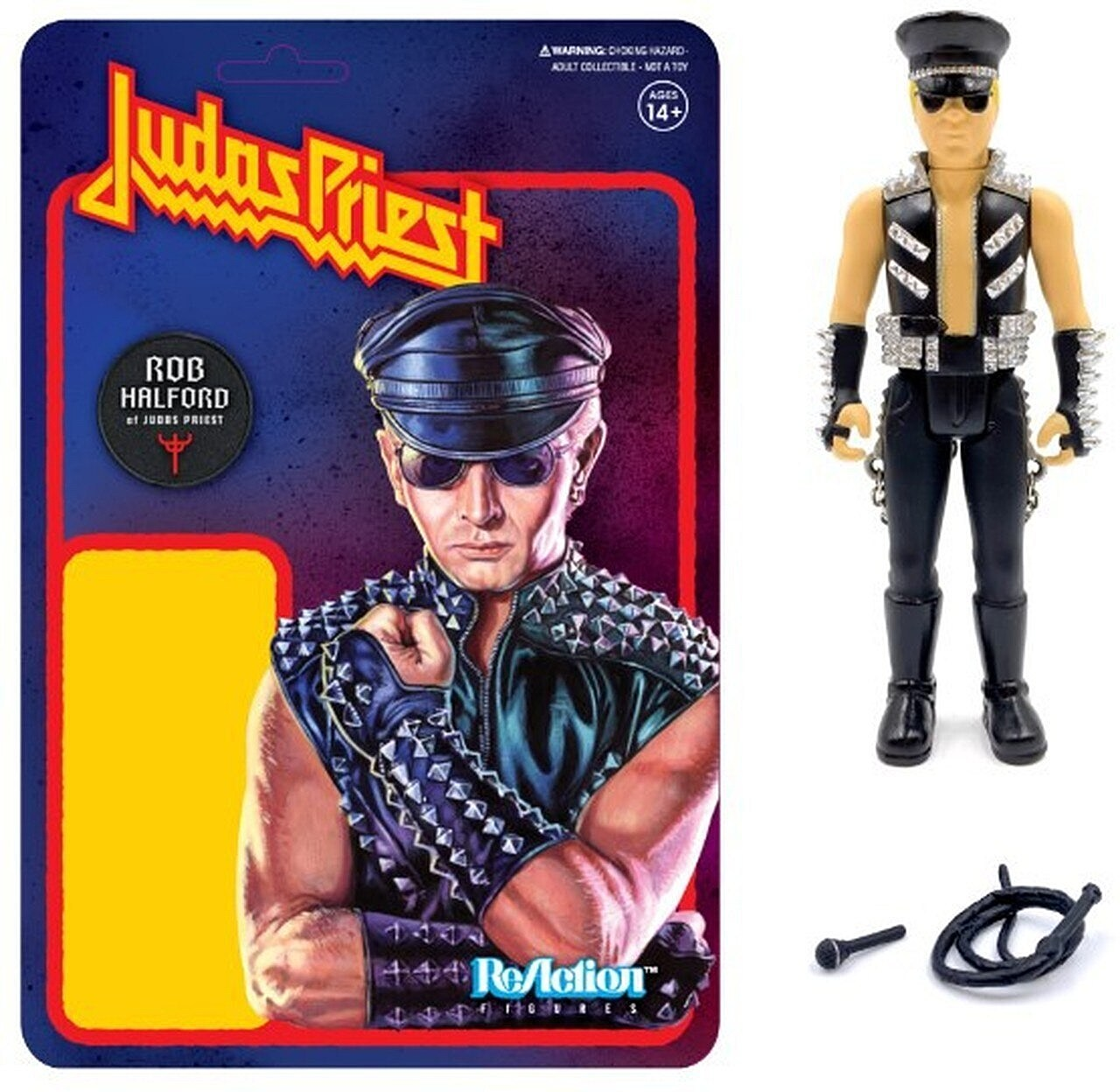 Judas Priest Action Figure