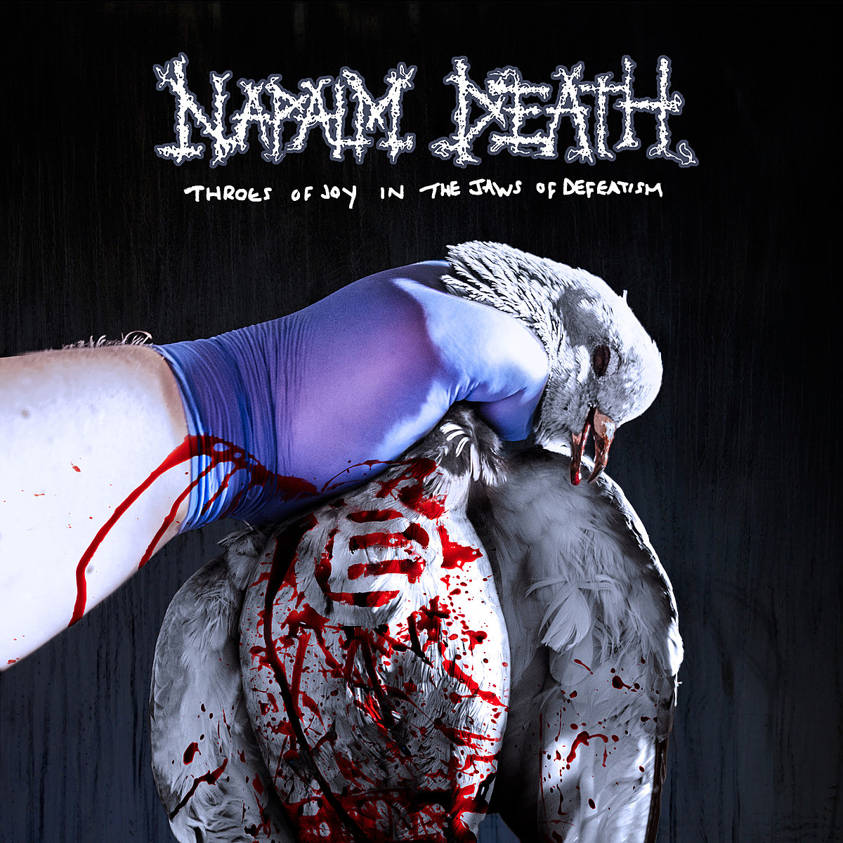 Napalm Death announce first album in 5 years, 'Throes of Joy in the Jaws of Defeatism'